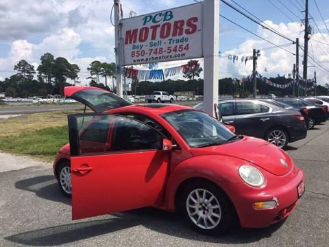 2004 Volkswagen New Beetle for sale in Panama City Beach, FL