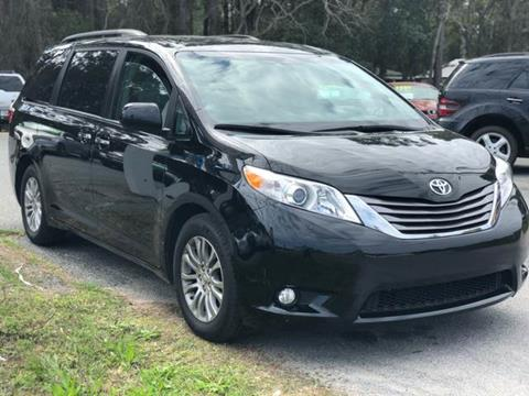 79f44d8622 2015 Toyota Sienna for sale in Panama City Beach