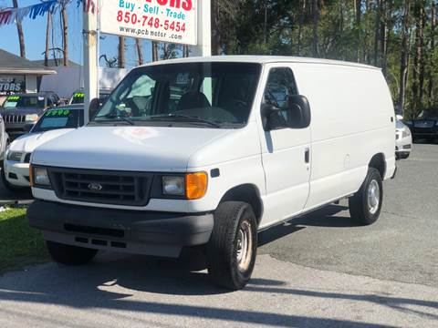 619f68b463 2004 Ford E-Series Cargo for sale in Panama City Beach