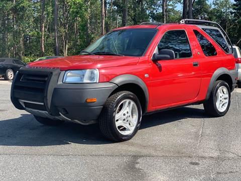 2003 Land Rover Freelander for sale in Panama City Beach, FL