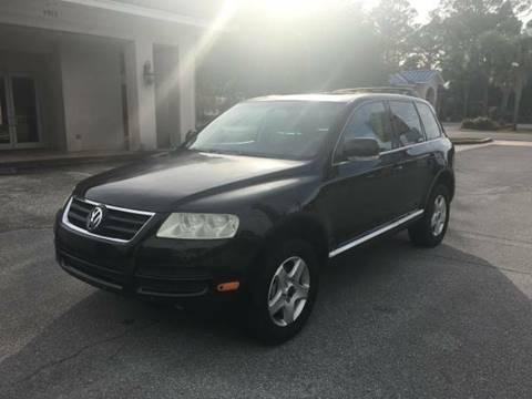 2004 Volkswagen Touareg for sale in Panama City Beach, FL