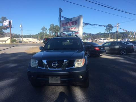 2006 Nissan Pathfinder for sale in Panama City Beach, FL