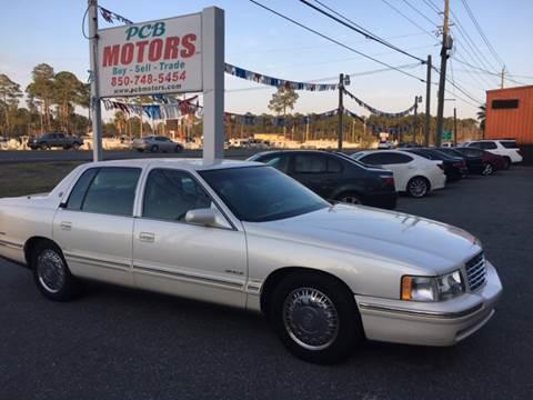 1998 Cadillac DeVille for sale in Panama City Beach, FL