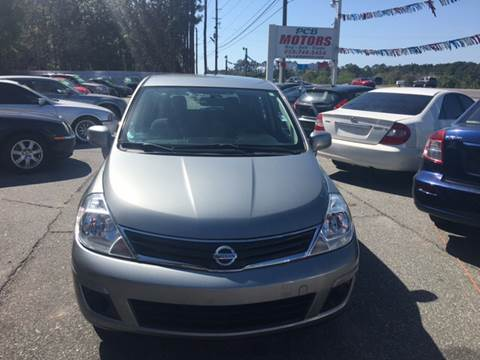 2011 Nissan Versa for sale in Panama City Beach, FL