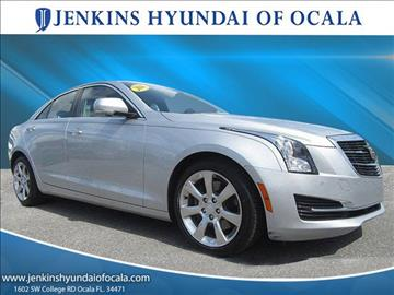 2016 Cadillac ATS for sale in Ocala, FL