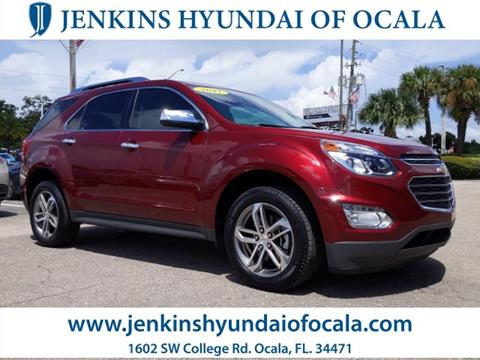2017 Chevrolet Equinox for sale in Ocala, FL