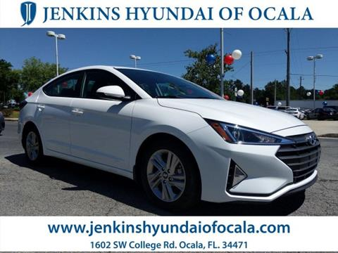 2019 Hyundai Elantra for sale in Ocala, FL