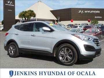 2016 Hyundai Santa Fe Sport for sale in Ocala, FL