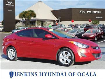 2011 Hyundai Elantra for sale in Ocala, FL