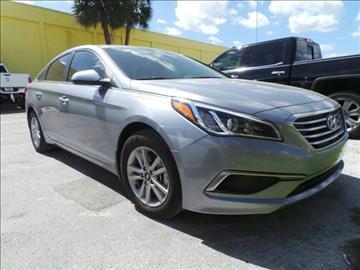 2016 Hyundai Sonata for sale in Ocala, FL