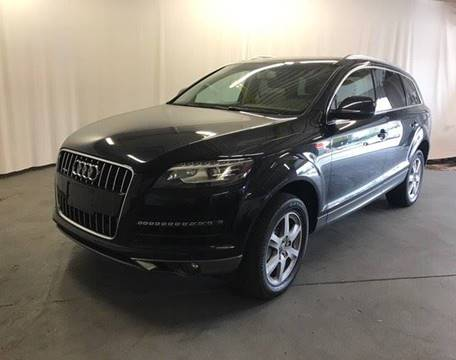 2012 Audi Q7 for sale in Cockeysville, MD