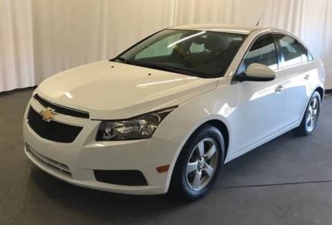 2014 Chevrolet Cruze for sale in Cockeysville, MD