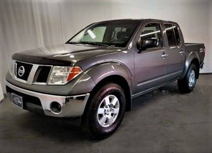 2008 Nissan Frontier 4x4 Nismo 4dr Crew Cab 5.0 ft. SB 5A - Cockeysville MD