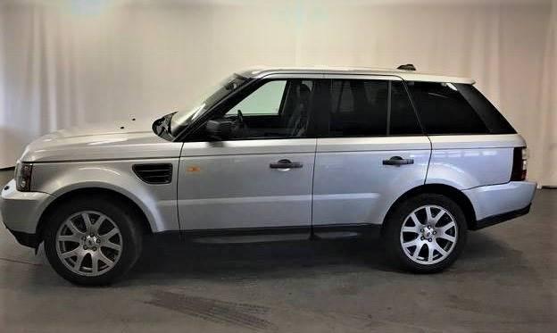 2008 Land Rover Range Rover Sport 4x4 HSE 4dr SUV - Cockeysville MD