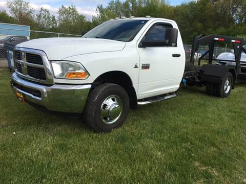 2011 RAM Ram Chassis 3500 for sale in Plymouth, IN