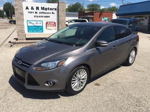 2014 Ford Focus for sale in Plymouth, IN