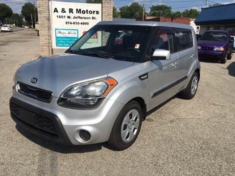2013 Kia Soul for sale in Plymouth, IN
