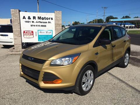 2015 Ford Escape for sale in Plymouth, IN
