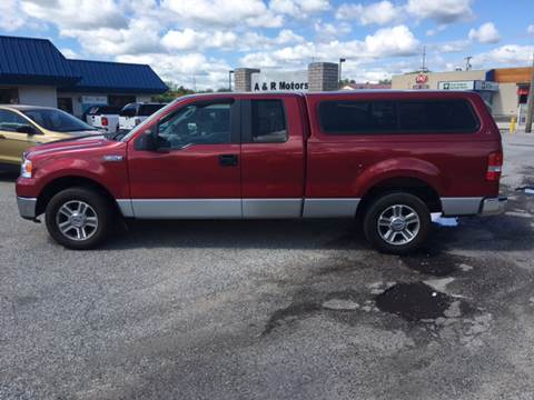 2008 Ford F-150 for sale in Plymouth, IN