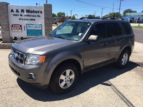 2011 Ford Escape for sale in Plymouth, IN