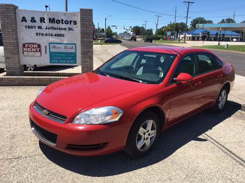 2008 Chevrolet Impala for sale in Plymouth, IN