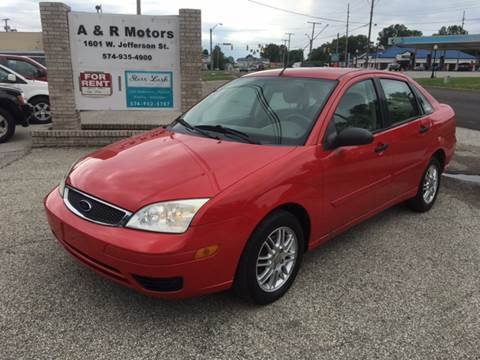 2005 Ford Focus for sale in Plymouth, IN