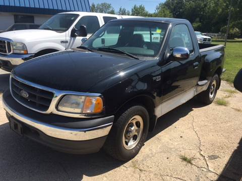 2001 Ford F-150 for sale in Plymouth, IN