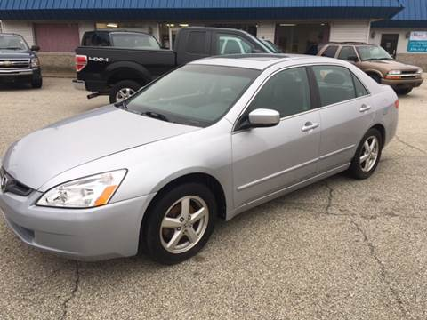 2005 Honda Accord for sale in Plymouth, IN