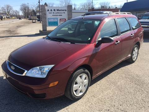 2007 Ford Focus for sale in Plymouth, IN