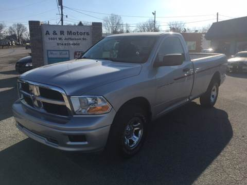 2011 RAM Ram Pickup 1500 for sale in Plymouth, IN