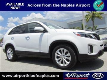 2014 Kia Sorento for sale in Naples, FL