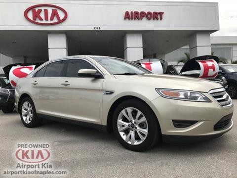 2010 Ford Taurus for sale in Naples, FL