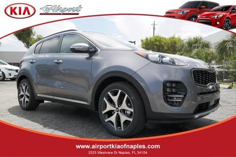 2019 Kia Sportage For Sale In Naples, FL