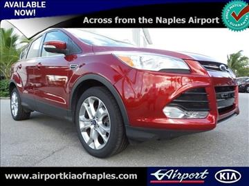 2013 Ford Escape for sale in Naples, FL