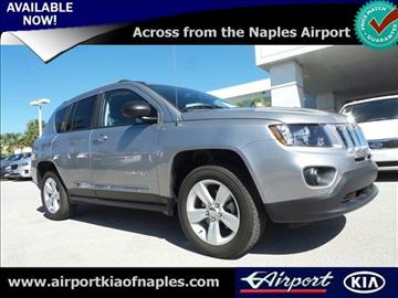 2016 Jeep Compass for sale in Naples, FL