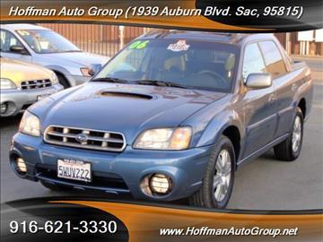 2006 Subaru Baja for sale in Sacramento, CA