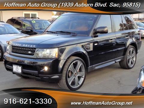 2011 Land Rover Range Rover Sport for sale in Sacramento, CA