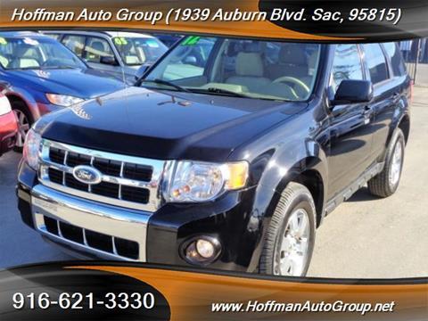 2012 Ford Escape for sale in Sacramento, CA