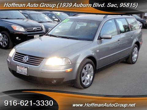 2003 Volkswagen Passat for sale in Sacramento, CA