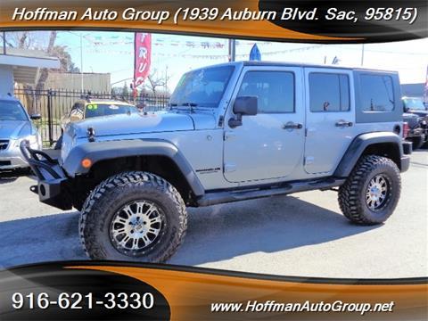 Jeep Wrangler For Sale in Sacrato, CA - Carsforsale.com®