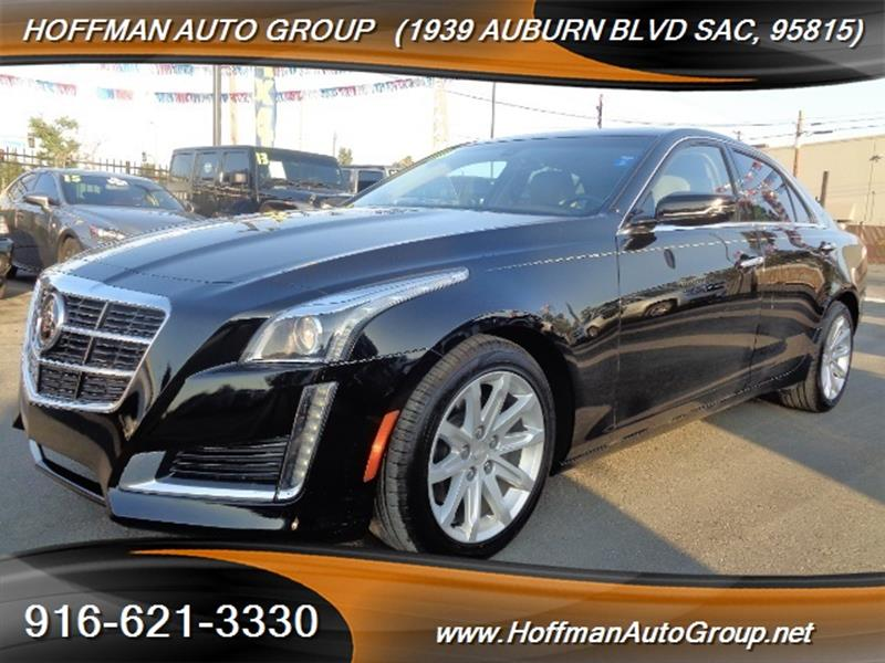 2016 Cadillac Cts 2 0t In Sacramento Ca Hoffman Auto Group