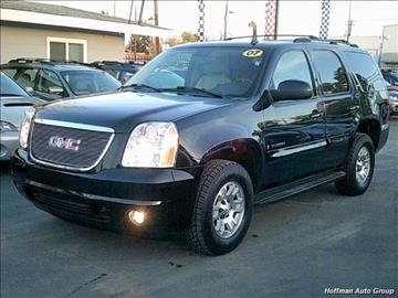 2007 GMC Yukon for sale in Sacramento, CA