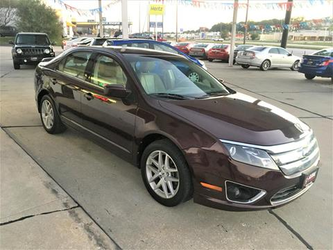 2012 Ford Fusion for sale in Bellevue, NE