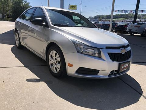2014 Chevrolet Cruze for sale in Bellevue, NE