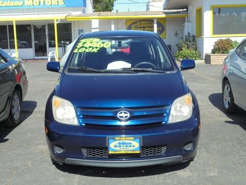 2004 Scion xA for sale in Fairfield, CA