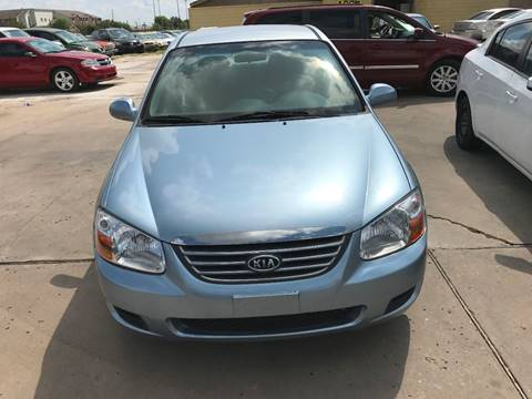 2007 Kia Spectra for sale in Houston, TX