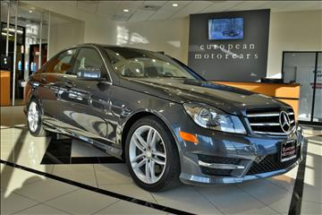 2014 Mercedes-Benz C-Class for sale in Middletown, CT