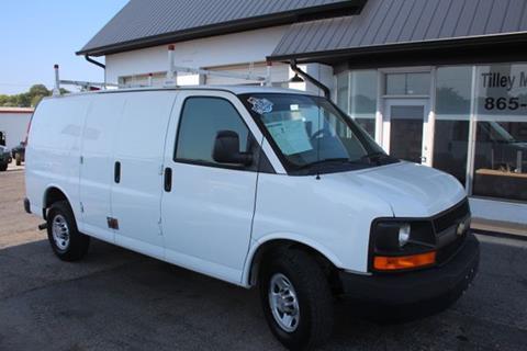 2010 Chevrolet Express Cargo for sale in Lenoir City, TN