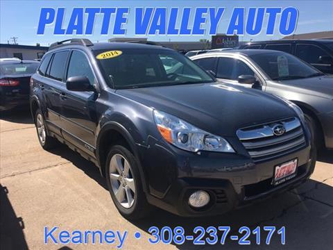 2014 Subaru Outback for sale in Kearney NE