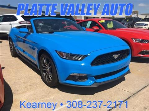 2017 Ford Mustang for sale in Kearney, NE